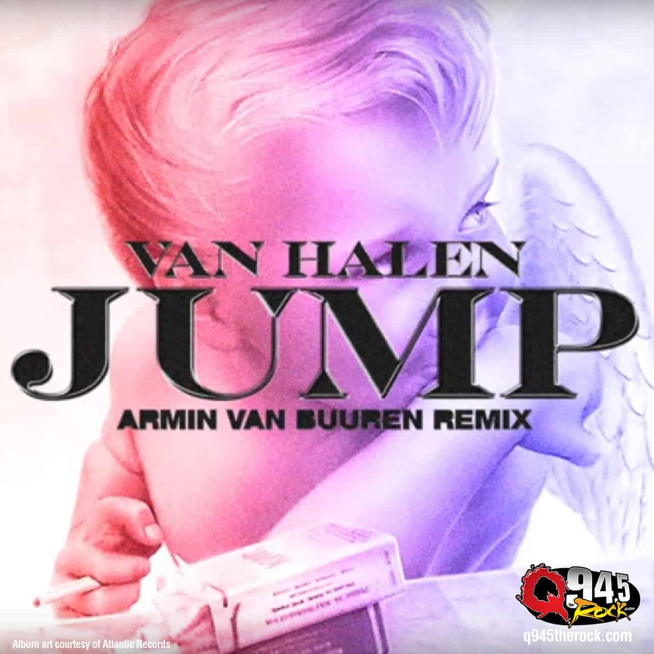 New Music: Van Halen's David Lee Roth And Armin van Buuren Jump In New Direction
