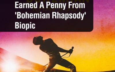 Queen Still Haven't Earned A Penny From 'Bohemian Rhapsody' Biopic