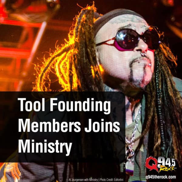 Tool Founding Members Joins Ministry