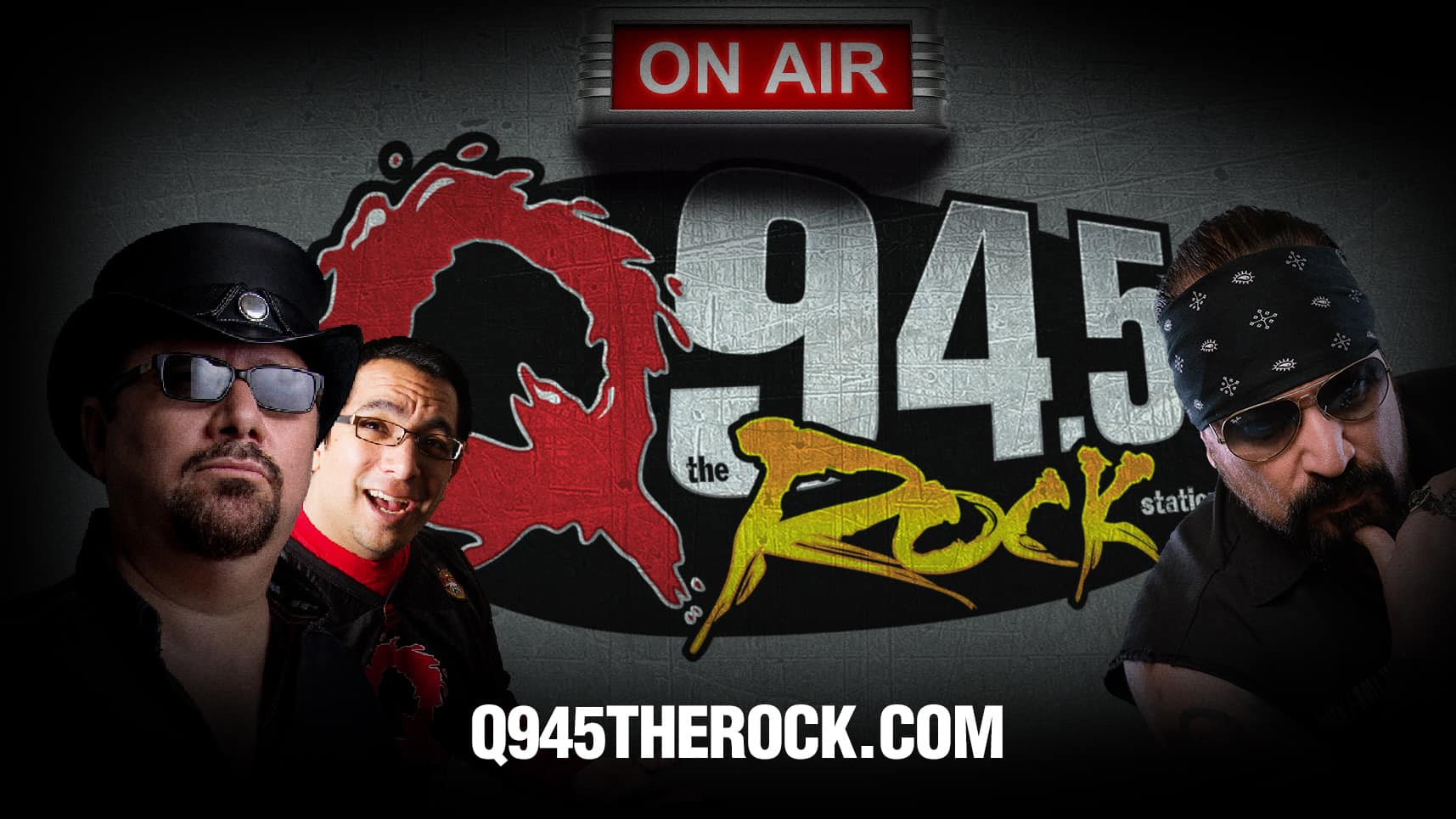 KFRQ 94 5FM The Rock Station | The Rock Station