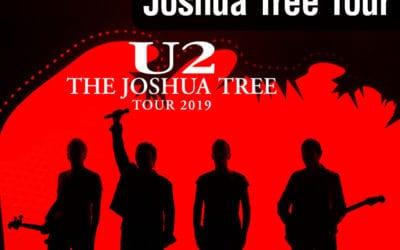U2 Expand 2019 Joshua Tree Tour