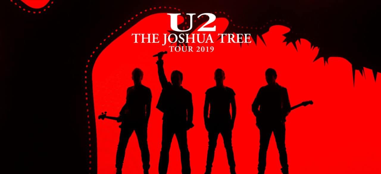 U2 Tour Promo