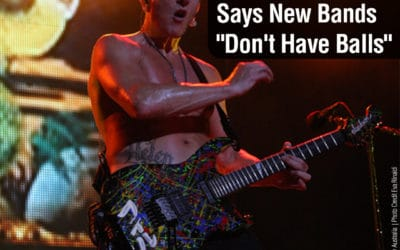 """Def Leppard's Vivian Campbell Says New Bands """"Don't Have Balls"""""""