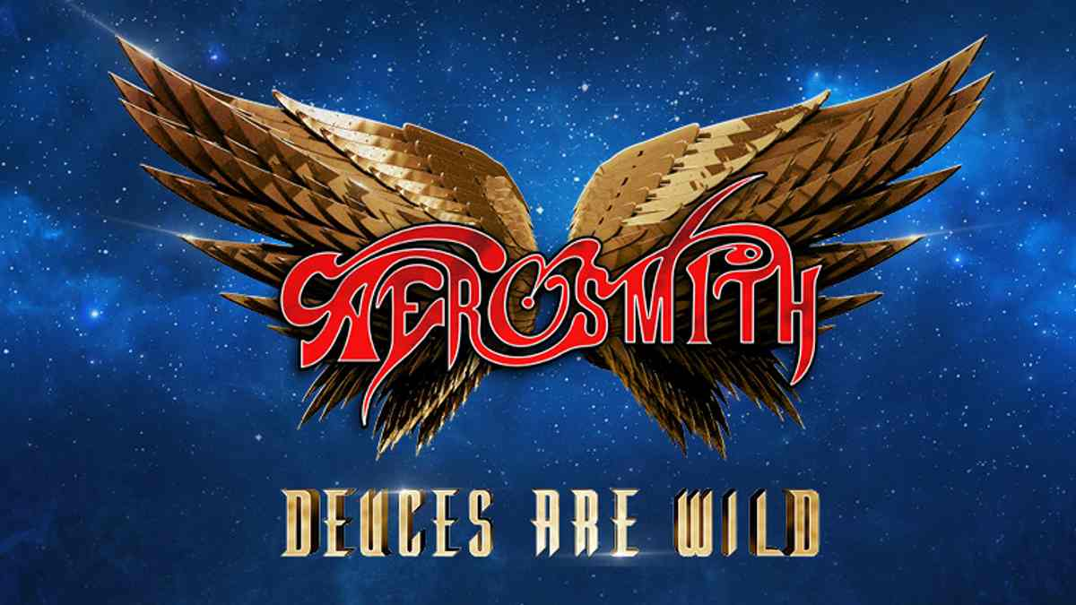 Aerosmith - Deuces are wild Album Artwork