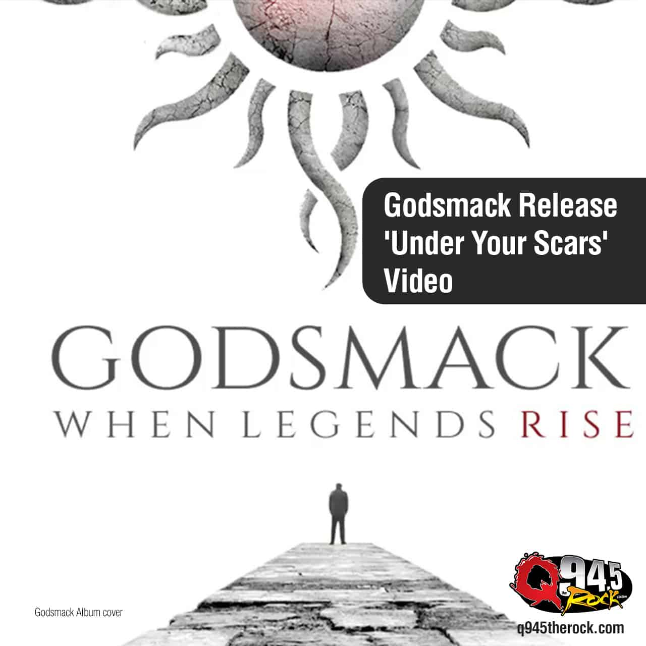 Godsmack Release 'Under Your Scars' Video