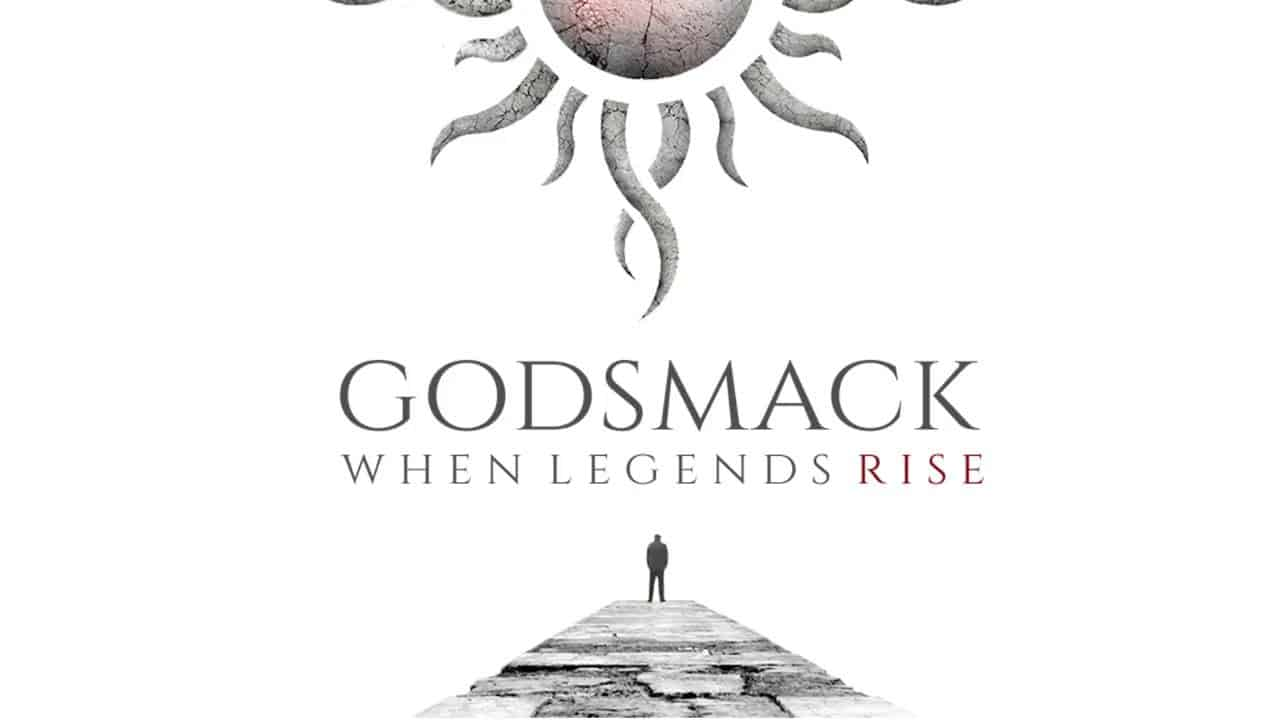 Godsmack ' When Legends Rise' Album Artwork