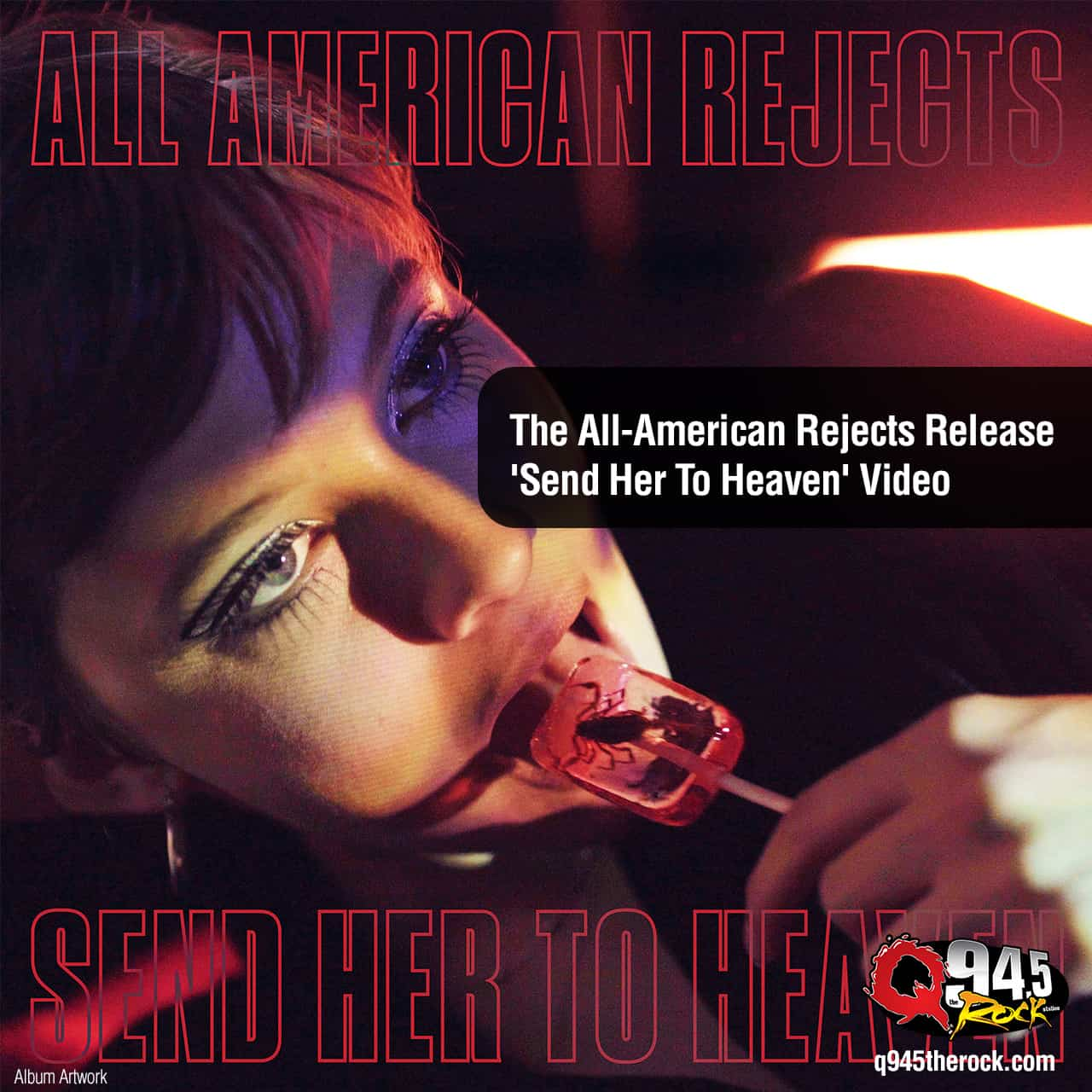 The All-American Rejects Release 'Send Her To Heaven' Video