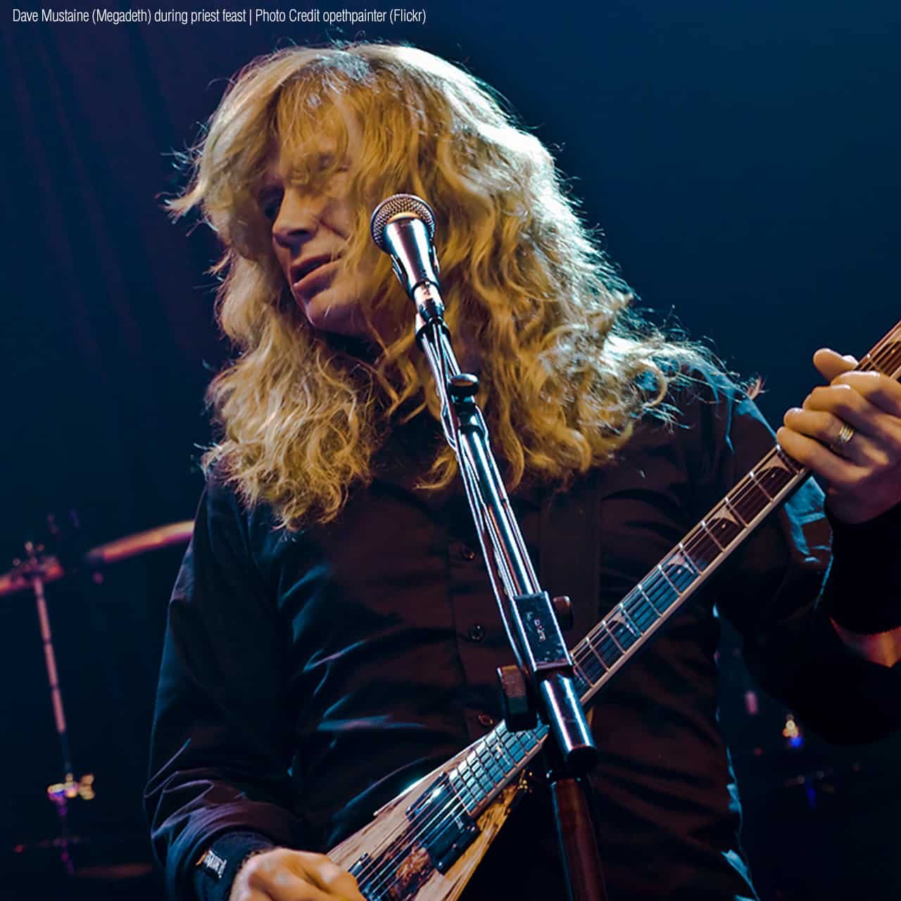 Cancer Diagnosis Was A Surprise To Megadeth Co-founders