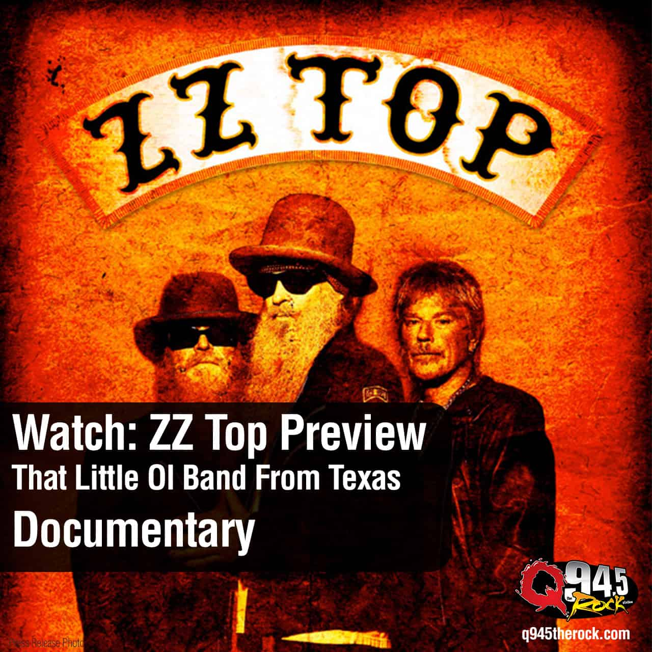 ZZ Top Preview That Little Ol Band From Texas Documentary
