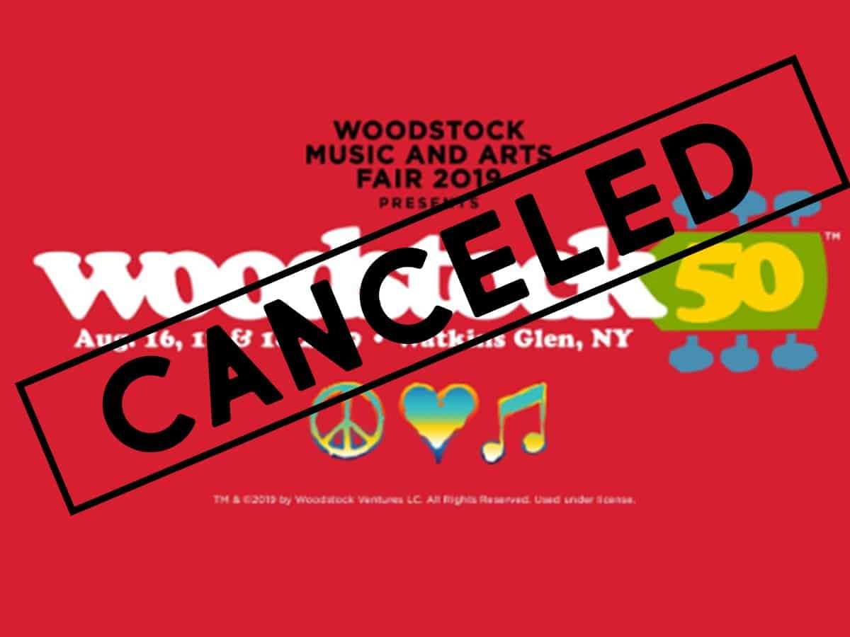 Mercifully, Woodstock 50 Has Been Put Out of Its Misery