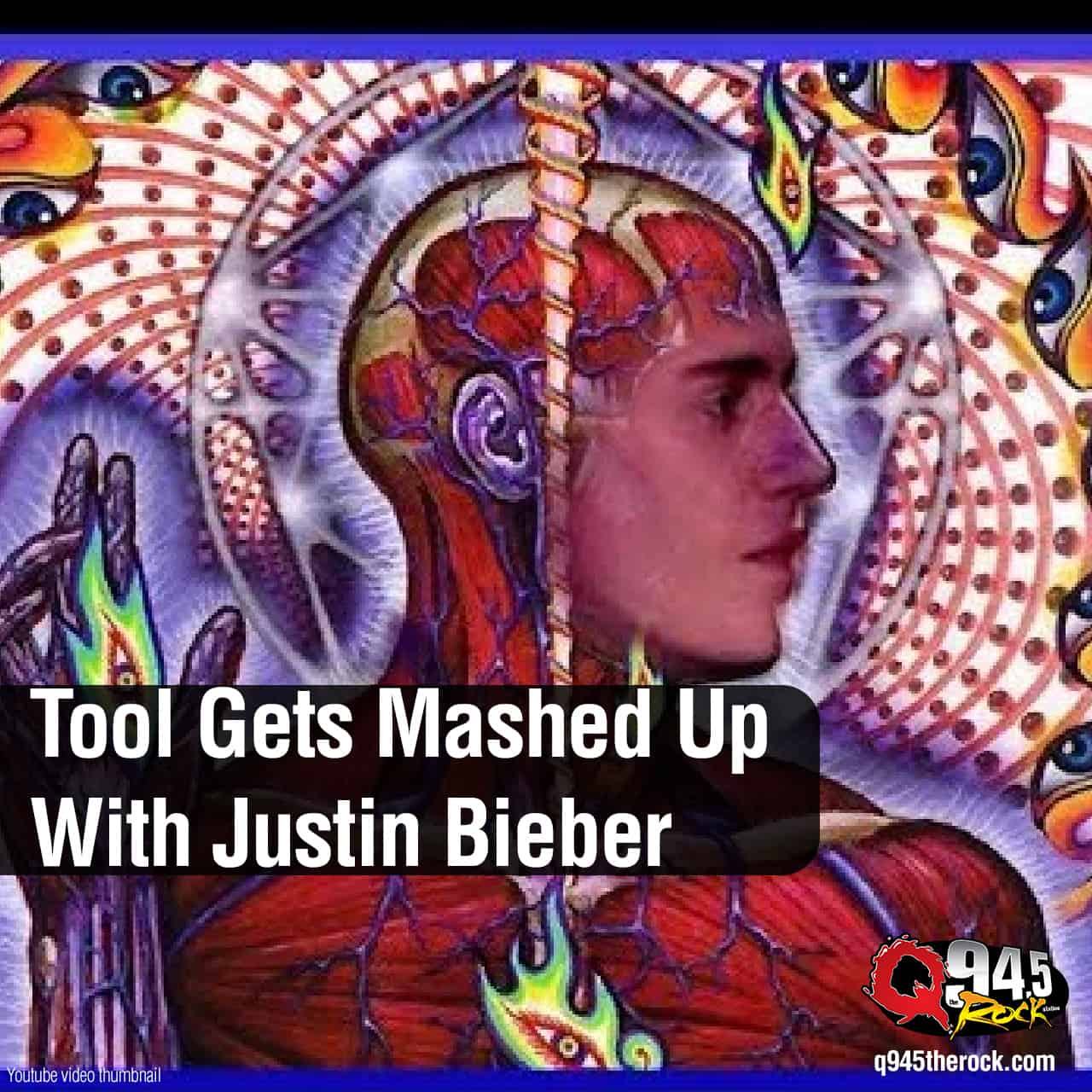 Tool Gets Mashed Up With Justin Bieber