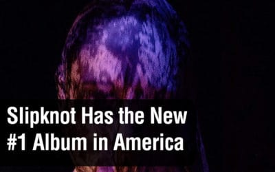 Slipknot Has the New #1 Album in America