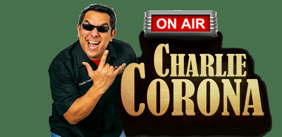 The Extraordinary Charlie Corona - Charlie Corona KFRQ Q94.5