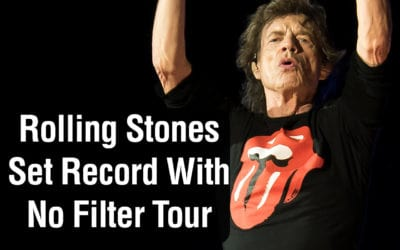 Rolling Stones Set Record With No Filter Tour