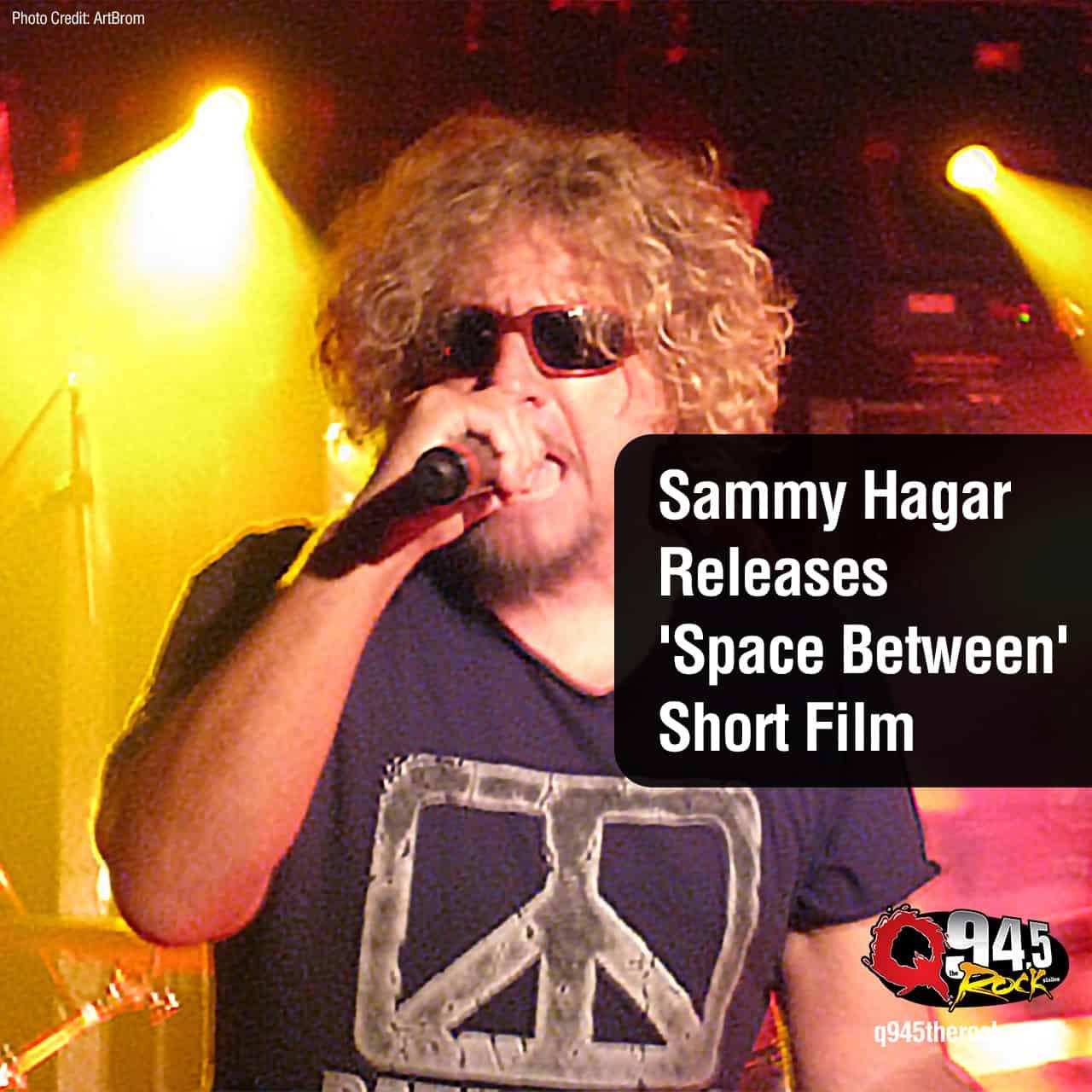 Sammy Hagar Releases 'Space Between' Short Film