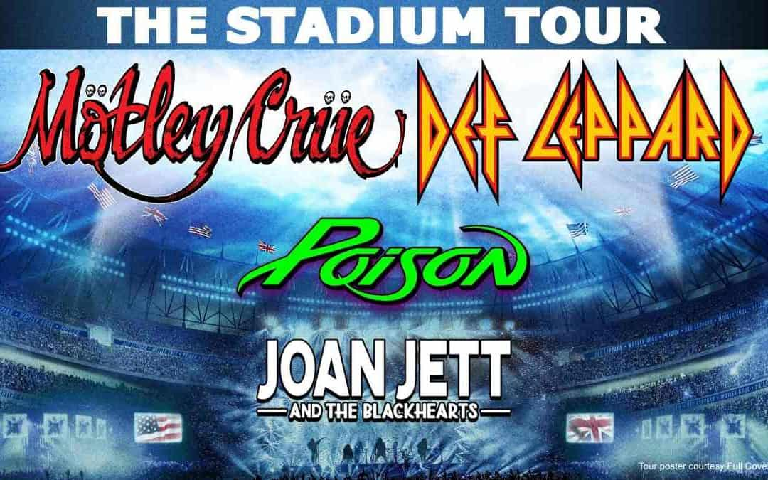 Def Leppard, Motley Crue, and Poison Tour May Be Extended