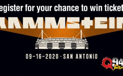 Register for your chance to win tickets to see Rammstein Live at the Alamodome!