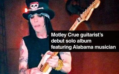 Motley Crue guitarist's debut a riveting solo album featuring Alabama musician