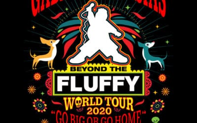 See Fluffy! Register for your chance to win tickets to see Gabriel Iglesias – Beyond The Fluffy World Tour!