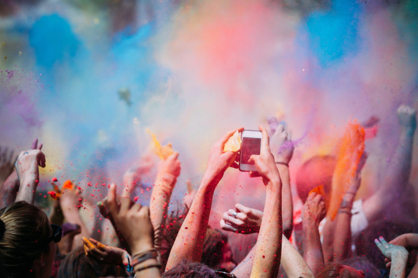 Holi - festivals around the world