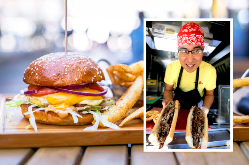 Josh Kim, Owner of Spot Gourmet Burgers, gives advice about small business financing