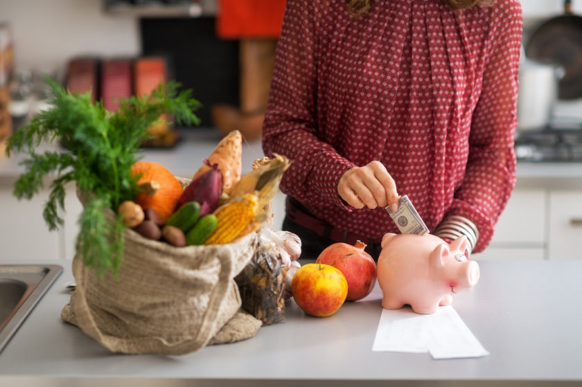 Tips for healthy eating on a budget
