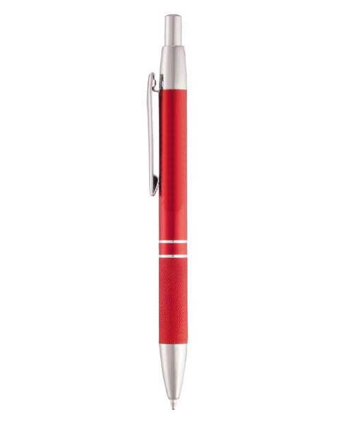 Retractable Aluminum Ball Point Pen