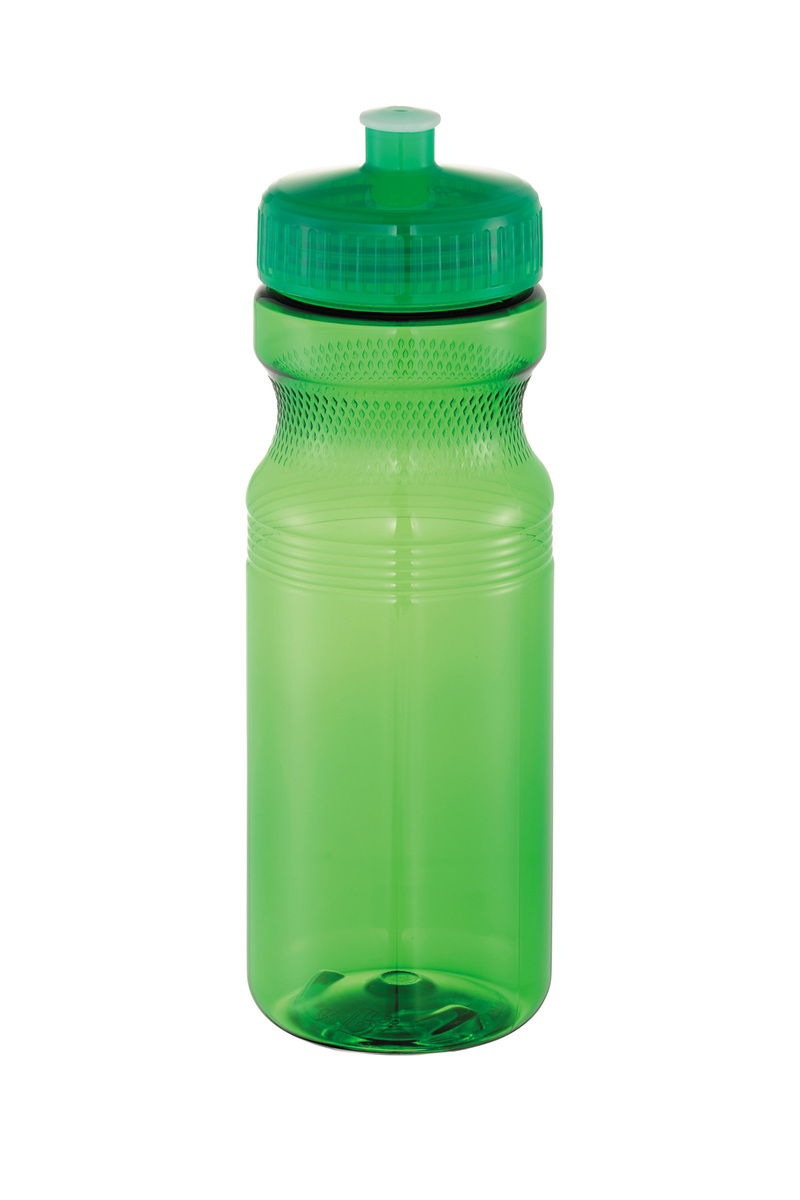 Easy Squeezy 24oz Sports Bottle -Crystal