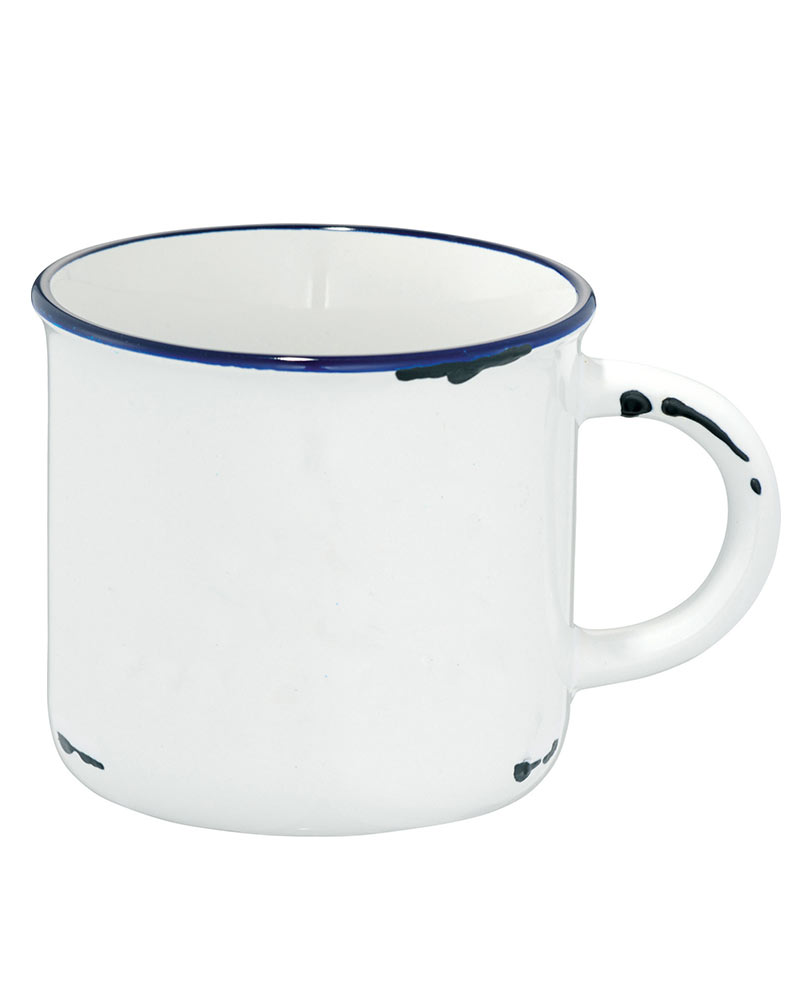 Enamel Ceramic Mug 17oz