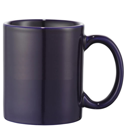 11 oz. Color Ceramic Mug