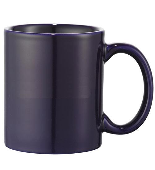 11 oz. Color Ceramic Mug