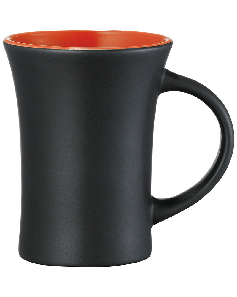 10 oz. Matte Black Ceramic Mug