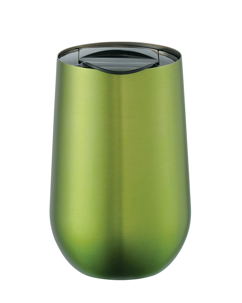 14 oz. Stainless Steel Clarity Drop Tumbler