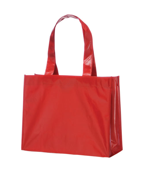 Long Handled Laminated Tote