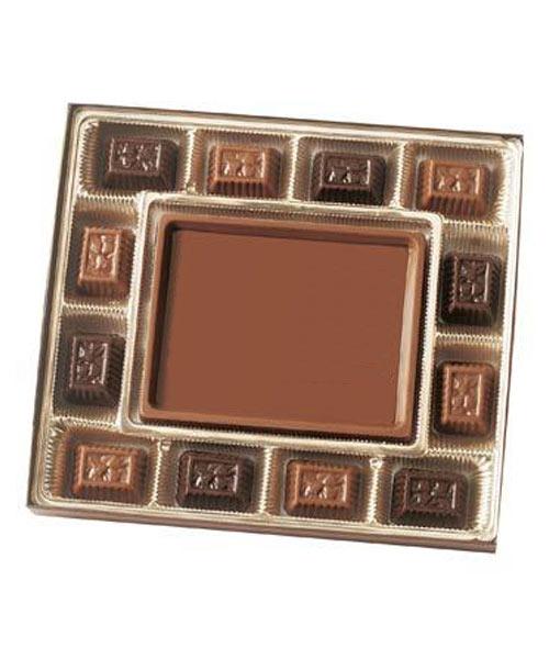 12 Piece Milk and Dark Chocolate Box