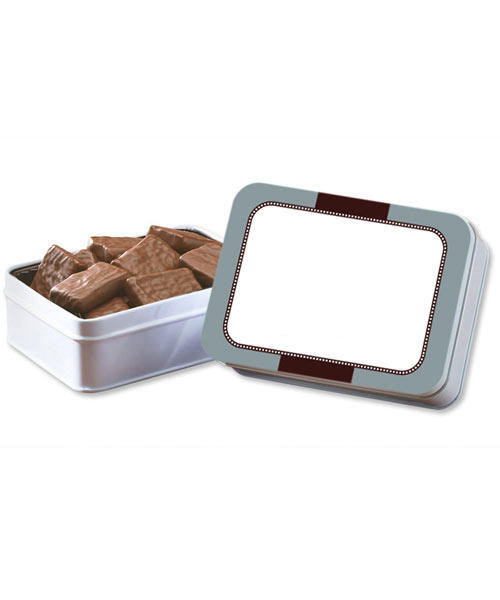 Milk Chocolate Covered English Butter Toffee Gift Tin