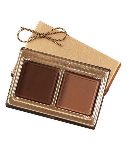 1.25 oz Custom Chocolate Squares Gift Box