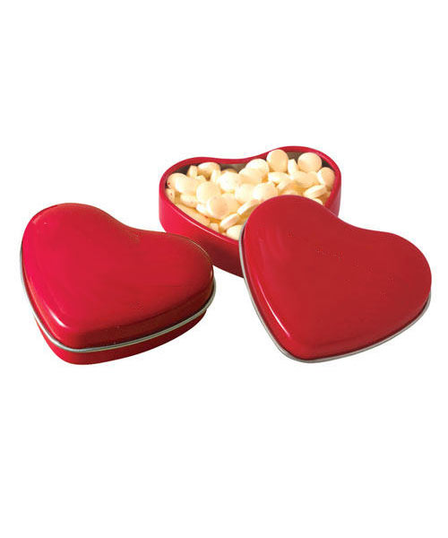 Sweet Heart Tin with MicroMints