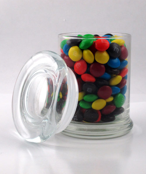 M&M Gourmet Candy Jar
