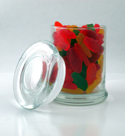 Swedish Fish Gourmet Candy Jar