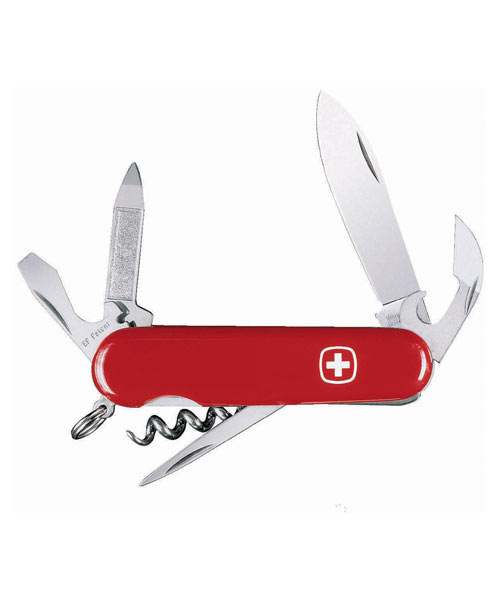 Wenger Commander Genuine Swiss Army Knife