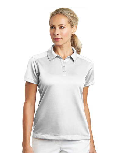 180f6f75 Nike Embroidered Ladies Golf Dri-Fit Polo | Polos - Queensboro