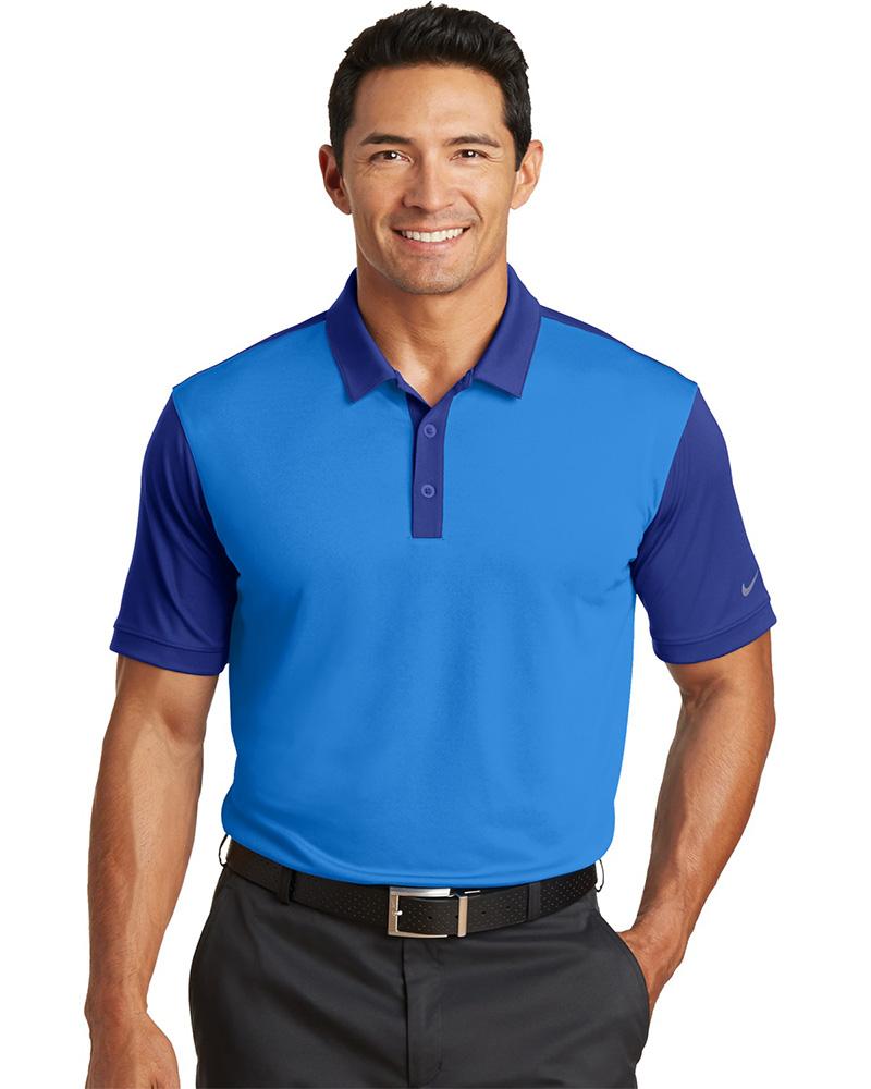 Nike Golf Dri-FIT Colorblock Icon Polo