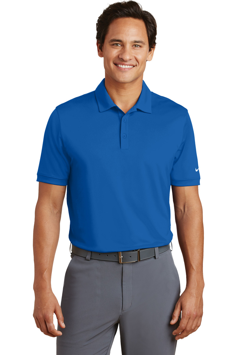Nike Golf Embroidered Men's Dri-FIT Players Modern Fit Polo