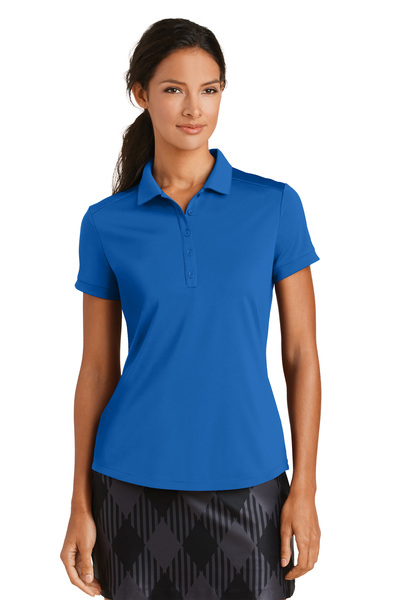 39c819bd Nike Golf Embroidered Women's Dri-FIT Players Modern Fit Polo