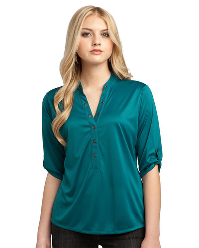 OGIO Embroidered Women's Crush Henley