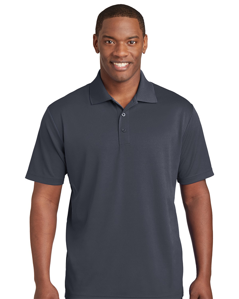 Sport-Tek 100% Performance RacerMesh Polo