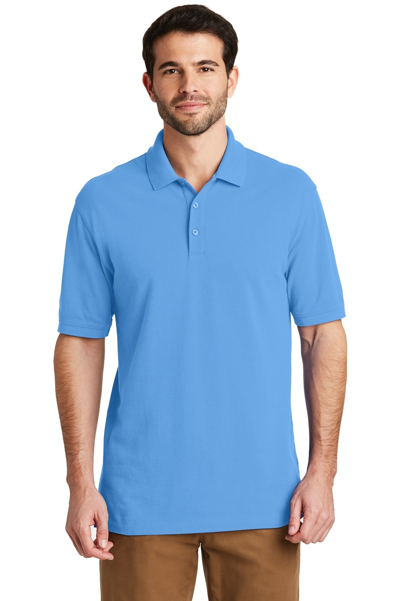 Port Authority EZCotton Pique Polo