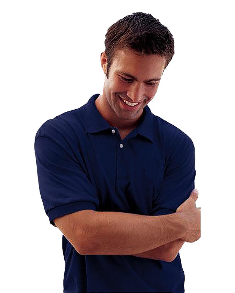 029cc293 Classic Embroidered Pique Polo Shirts | Queensboro - Queensboro