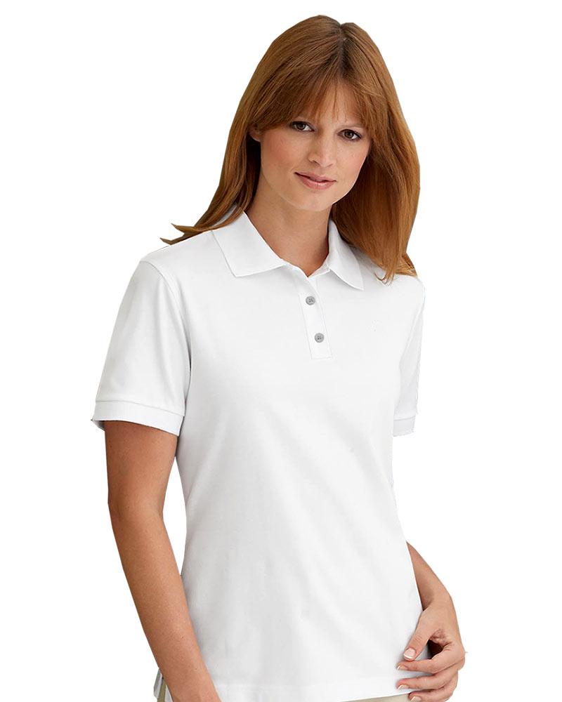 50681ac5 Women's Embroidered Polo Shirts | Queensboro - Queensboro
